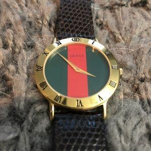 Gucci watch (vintage)